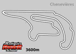 Chenevières 22 et 23 Juillet - DRRS Plan-circuit-Chenevieres-250